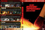 Mission Impossible Collection (4) (1996-2011) R1 Custom Covers