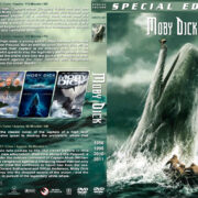 Moby Dick Quad (1956-2011) R1 Custom Cover