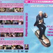 Lt. Frank Drebin Quadrilogy (1982-1994) R1 Custom Cover