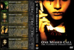One Missed Call: The Ultimate Collection (2003-2008) R1 Custom Cover