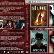Seance / Possession / Insidious / Rite 4-Pack (2006-2011) R1 Custom Cover