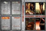 Psychological Thriller 4-Pack (2001-2007) R1 Custom Cover