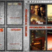 Psychological Thriller 4-Pack (2001-2007) R1 Custom Cover