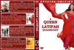 A Queen Latifah Quadrilogy (2004-2008) R1 Custom Cover