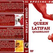 A Queen Latifah Quadrilogy (2004-2008) R1 Custom Cover