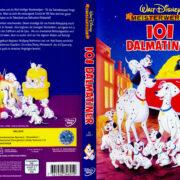 101 Dalmatiner (1961) R2 German Covers
