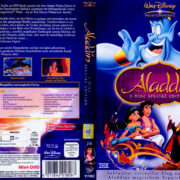 Aladdin (1992) R2 German Cover