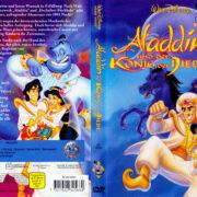 Aladdin und der König der Diebe (1996) R2 German Cover