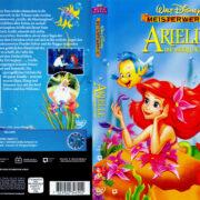 Arielle, die Meerjungfrau (1989) R2 German Cover
