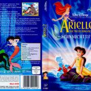 Arielle, die Meerjungfrau 2 – Sehnsucht nach dem Meer (2000) R2 German Cover