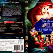 Arielle, die Meerjungfrau – Wie alles begann (2008) R2 German Cover