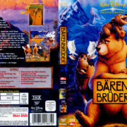 Bärenbrüder (2003) R2 German Cover