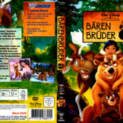 Bärenbrüder 2 (2006) R2 German Cover