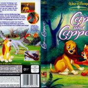 Cap und Capper (1981) R2 German Cover