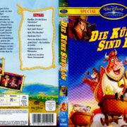 Die Kühe sind los! (2004) R2 German Cover