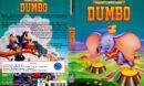 Dumbo, der fliegende Elefant (1941) R2 German Cover