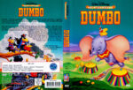 Dumbo, der fliegende Elefant (1941) R2 German Cover