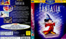 Fantasia (1940) R2 German Cover