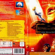 Der König der Löwen (1994) R2 German Cover