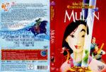 Mulan (1998) R2 German Covers