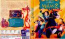 Mulan 2 (2004) R2 German Cover