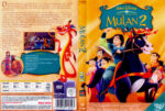 Mulan 2 (2004) R2 German Cover