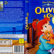 Oliver & Co. (1988) R2 German Cover