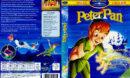 Peter Pan (1953) R2 German Cover
