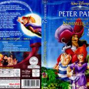 Peter Pan 2: Neue Abenteuer in Nimmerland (2002) R2 German Cover