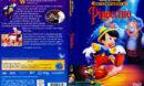 Pinocchio (1940) R2 German Cover