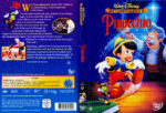 Pinocchio (1940) R2 German Cover