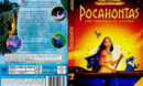 Pocahontas (1995) R2 German Cover