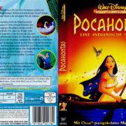 Pocahontas (1995) R2 German Cover