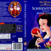 Schneewittchen und die sieben Zwerge (1937) R2 German Cover