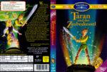 Taran und der Zauberkessel (1985) R2 German Cover