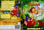 Tarzan (1999) R2 German Cover