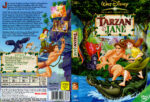 Tarzan & Jane (2002) R2 German Cover