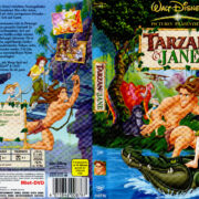 Tarzan & Jane (2002) R2 German Cover