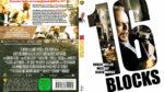 16 Blocks (2006) R2 German Blu-Ray Custom Cover & label