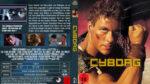 Cyborg (1989) R2 German Custom Blu-Ray Cover & label
