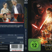 Star Wars – Das Erwachen der Macht (VV – Version) R2 German Blu-Ray Cover & label