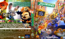 Zootopia (2016) R1 Custom DVD Cover