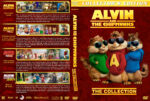 Alvin and the Chipmunks: The Collection (2007-2015) R1 Custom Covers