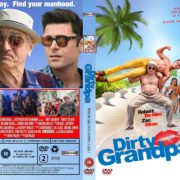 Dirty Grandpa (2016) R2 Custom DVD Cover