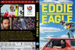 Eddie The Eagle (2016) R1 Custom DVD Cover
