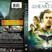 In The Heart Of The Sea (2015) R1 DVD Cover