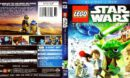 Lego Star Wars The Padawan Menace (2011) R1 Blu-Ray Cover