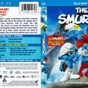 The Smurfs 2 (2013) R1 Blu-Ray Cover