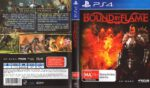 Bound By Flame (2014) PS4 USA Cover
