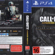 Call of Duty Advanced Warfare Atlas Limited Edition (2014) PS4 USA Cover